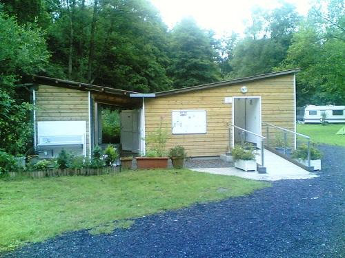 Camping avec piscine accueil simple et sympa pr sence d for Camping lorraine avec piscine