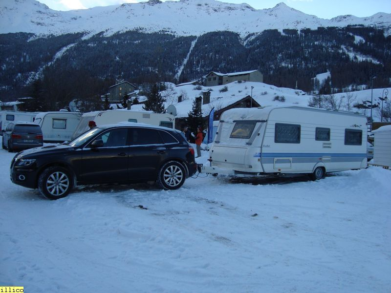 Rencontres camping cariste