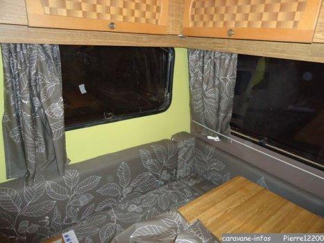 restauration caravane sun roller 4 places